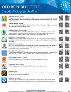 Top Apps 2014