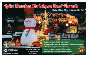 Lake Houston Christmas Boat Parade