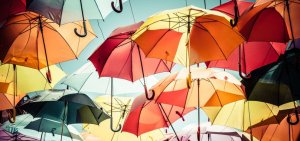 March is Umbrella Month